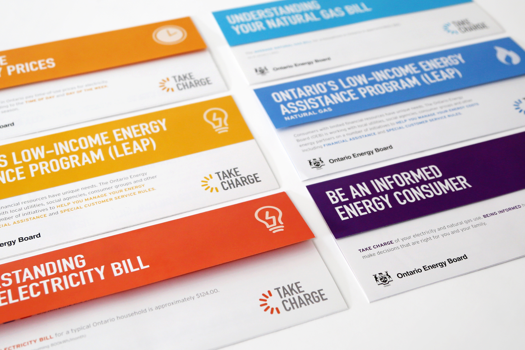 Ontario Energy Board - Take Charge