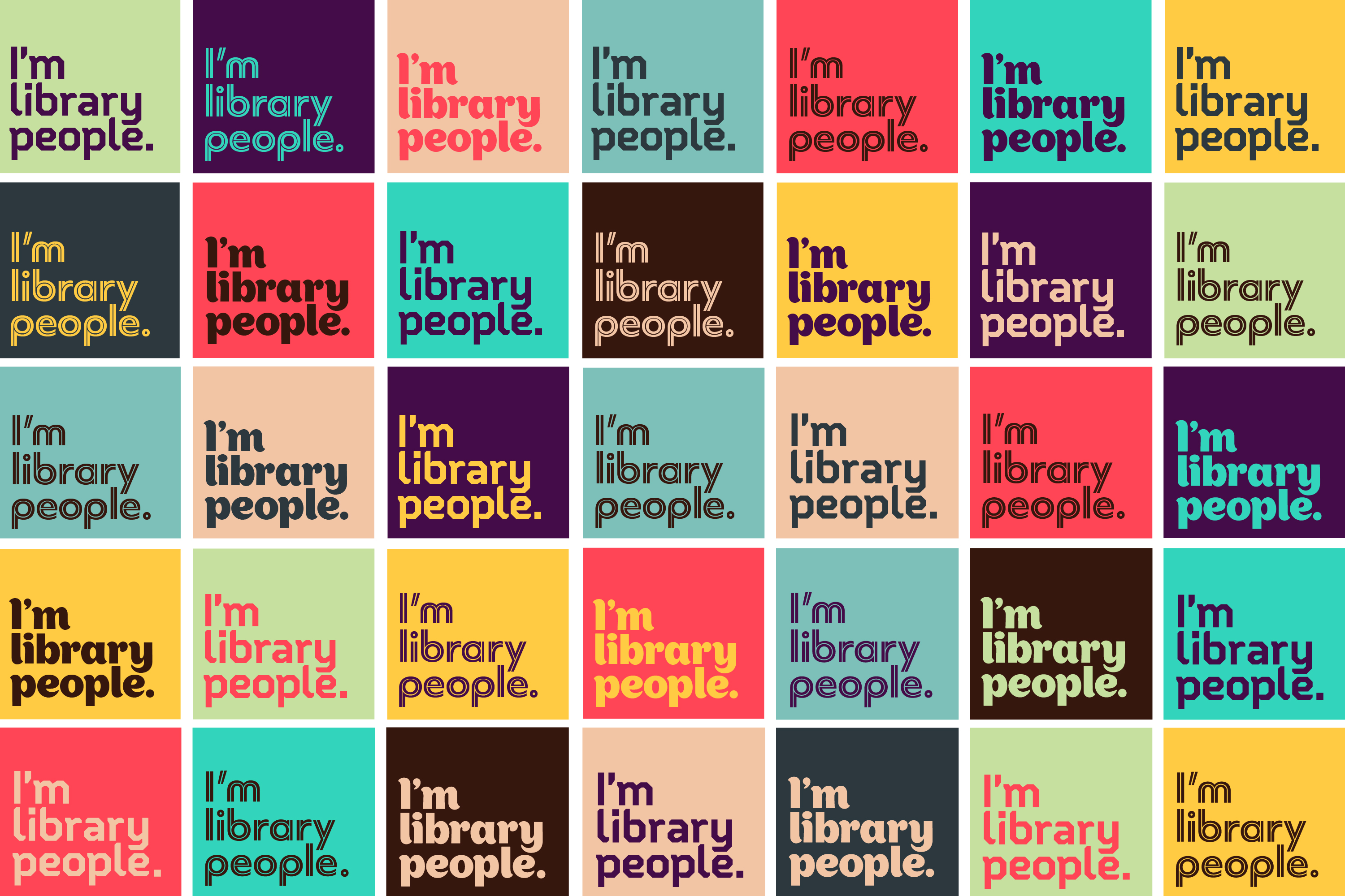 Toronto Public Library Foundation - I'm Library People