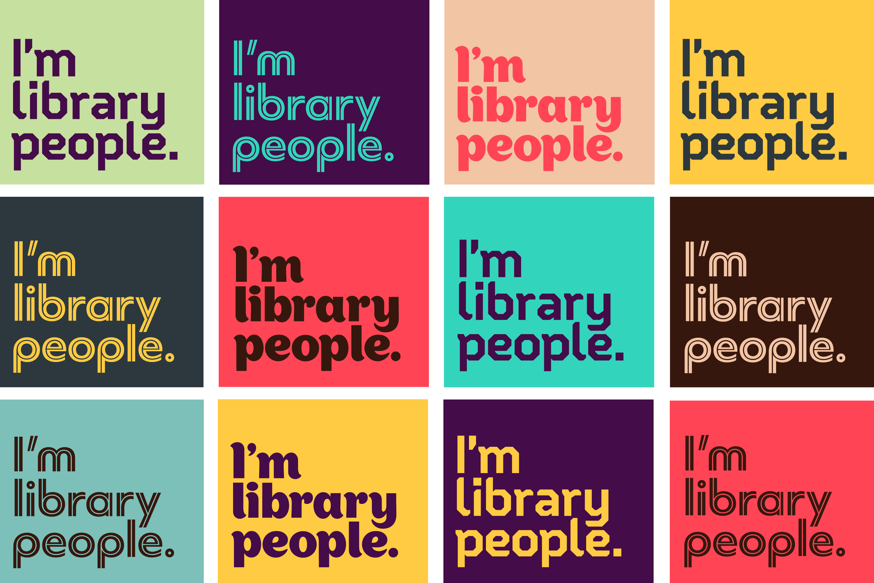 I'm Library People