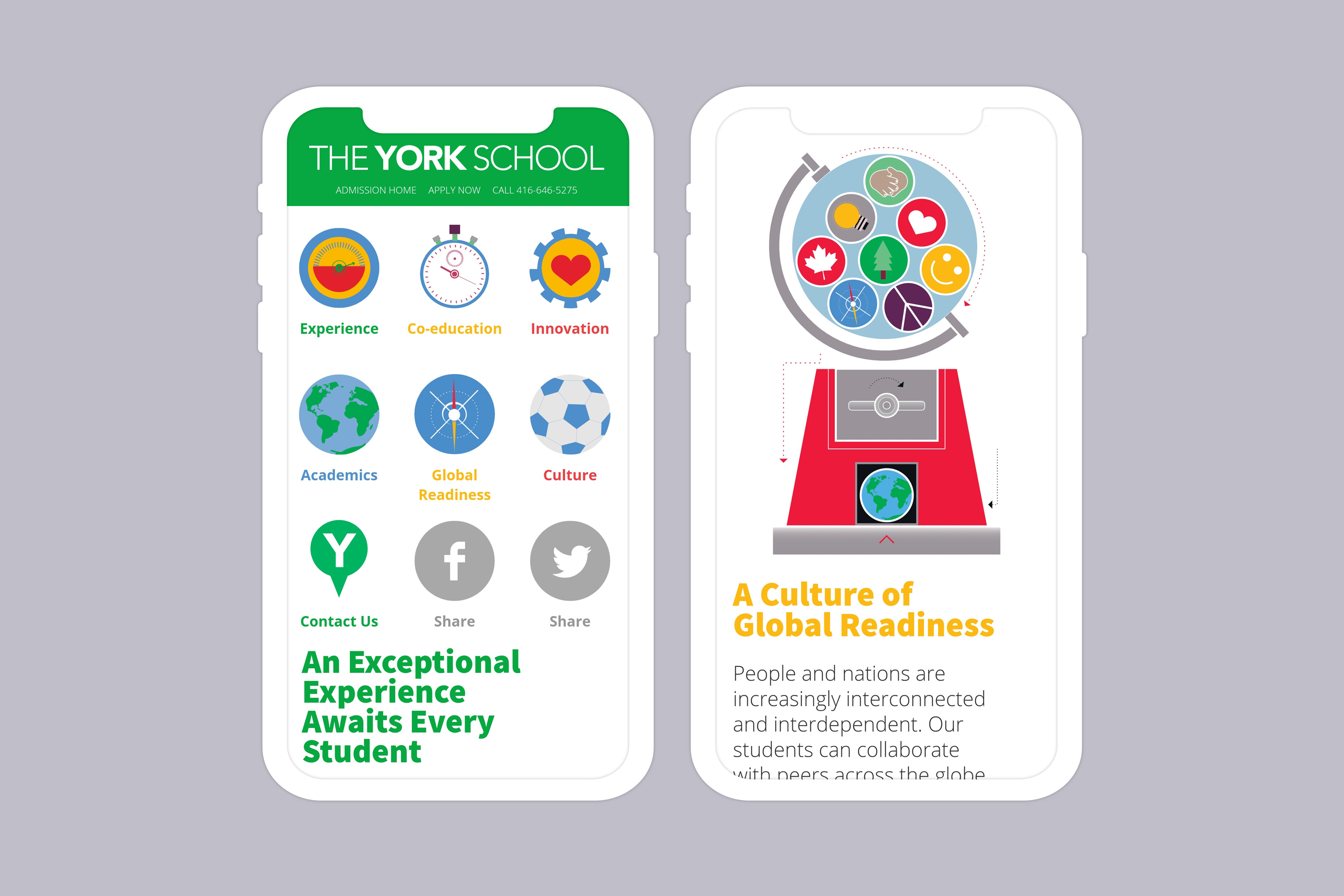 The York School - Prospectus
