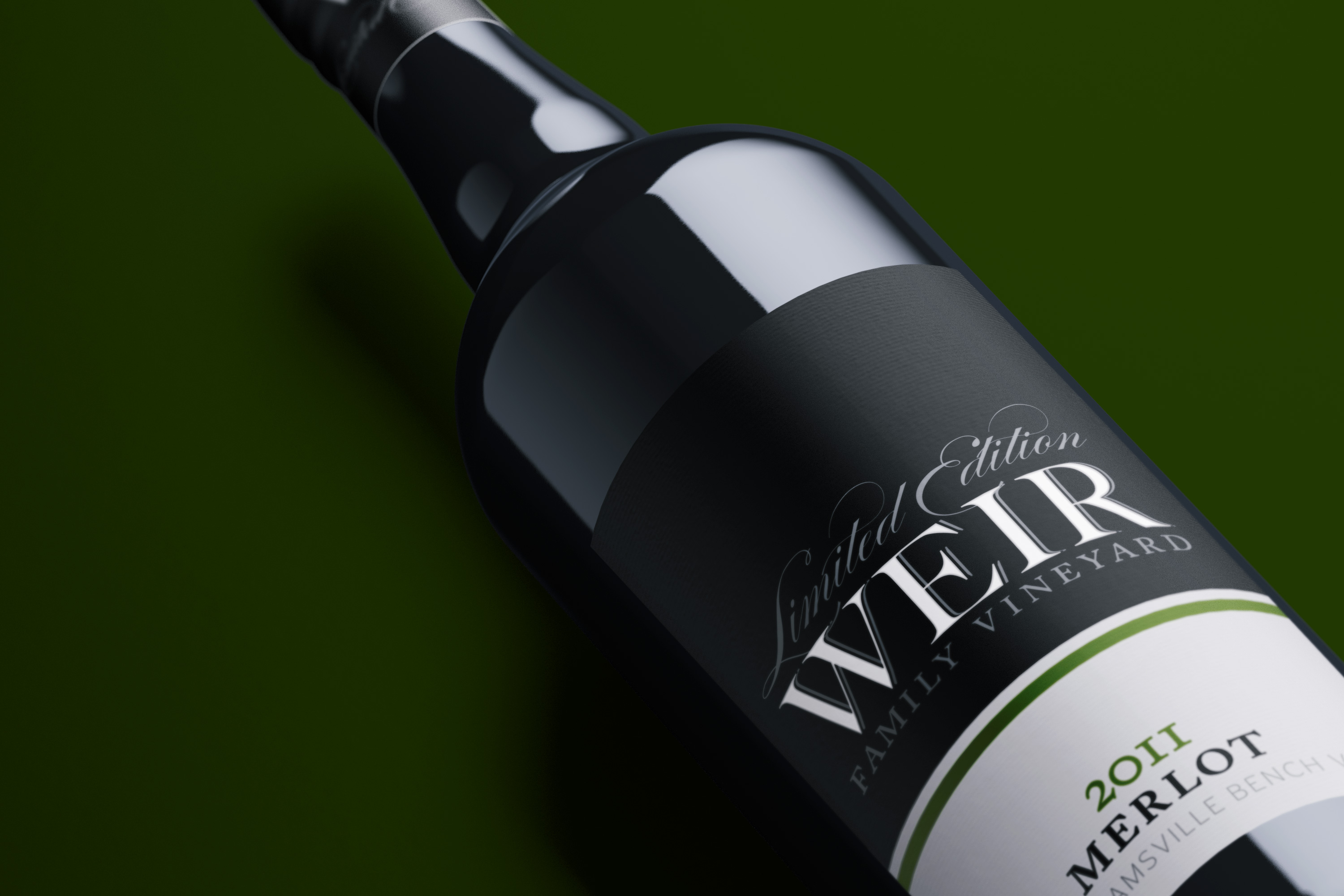 Mike Weir Wines - Limited Edition